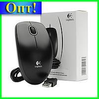 Мышь USB B100 Logitech!Опт