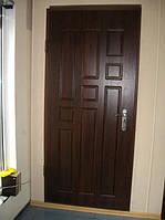Дверь входная с мдф.