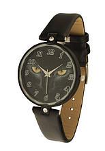 Часы женские дизайнерские кошачьи глаза NewDay