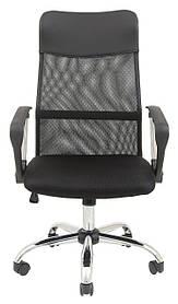 Комп'ютерне крісло Supreme Special4You black чорний для офісу