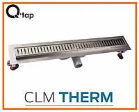 Линейный трап для душа с решеткой QT 700*760 CRM (Q-Tap )