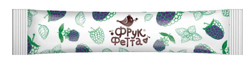 Конфеты Ежевика-мята ФРУК ФЕТТА 20г