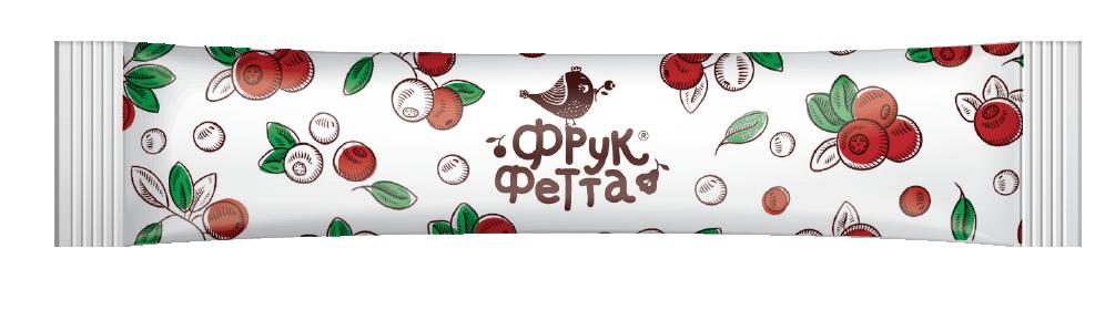 Конфеты Клюква ФРУК ФЕТТА 20г