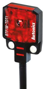 Ультракомпактний фотоелектричний датчик з вбудованим підсилювачем серії BTF