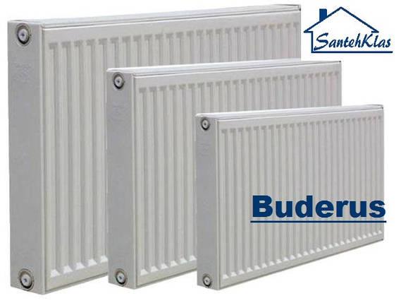 Радиатор стальной Buderus 11 тип , фото 2
