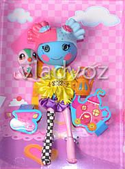 Кукла лалалупси из мультфильма синяя