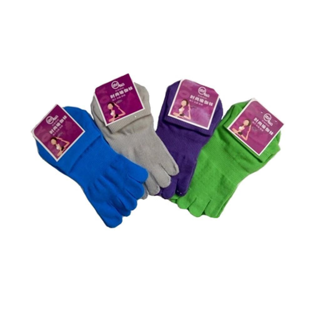 Носки для йоги и фитнеса