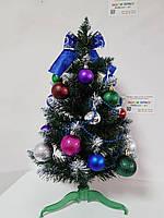Новогодняя елка с игрушками - 53 см