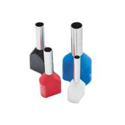 Втулочные наконечники с изоляцией для двух проводов ТЕ