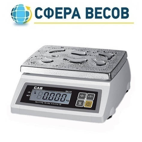 Весы фасовочные CAS SW-5W (5 кг), фото 2