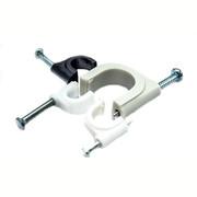Клипсы (скобы) для крепления кабеля
