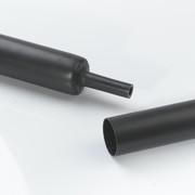 Термоусадочная трубка с клеевым слоем и коэфициентом усадки 3:1