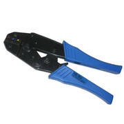 Обжимной инструмент для кабельных наконечников с изоляцией