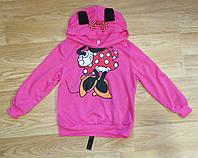 Кофта для девочки Minnie Mouse  (на рост 122 см)