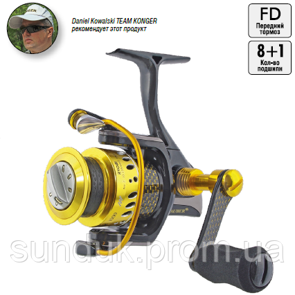 Рыболовная катушка Ryobi Zauber CF 2000 (Европейка)