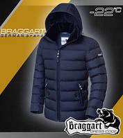 Зимняя мужская куртка с манжетами