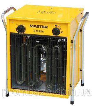 Тепловентилятор электрический MASTER - B 15 EPB, фото 2