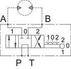 Направленный клапан для двигателей EPM-BDR  salhydro, фото 2