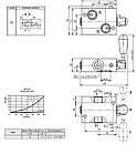 Спрямований клапан для двигунів EPM-BDR salhydro, фото 3