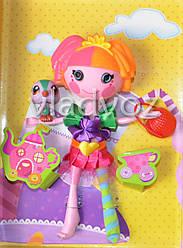 Кукла лалалупси из мультфильма розовая