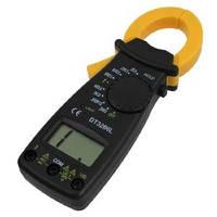 Мультиметр/токовые клещи DT3266A, Black/Orange