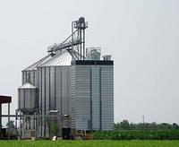 Монтаж зерновых сушилок Украинского и Итальянского производителей