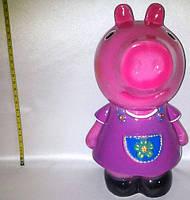 Свинка Пеппа середня глянц