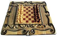 Шахматы + Нарды купить недорого , фото 1