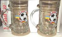 Набір для пива Пинта 2штх500мл футбол