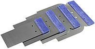 Шпатель для швов сталь НАБОР 50, 80,100,120 мм  (4 шт) Polermo (2000000109060)