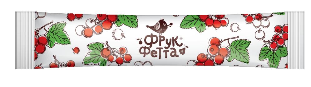 Конфеты Красная смородина ФРУК ФЕТТА 20г