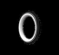Кольцо карнизное безшумное для трубы Ø16мм