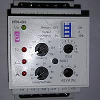 Реле контроля напряжения ETI HRN-43N 230V (3F, 2x16A_AC1