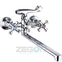 Смеситель Zegor для ванной комнаты T65-DFU
