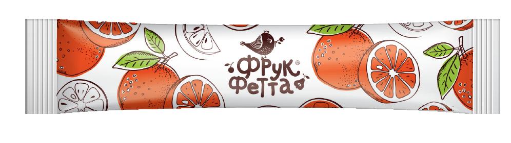 Конфеты Мандарин ФРУК ФЕТТА 20г