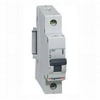 Автоматический выключатель RX3 1р 20А, С, Legrand