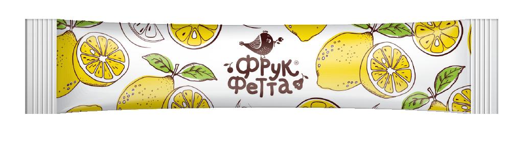 Конфеты Лимон ФРУК ФЕТТА 20г