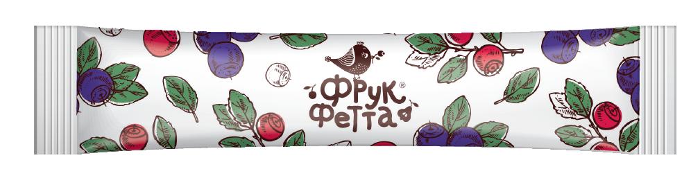 Конфеты Черника-брусника ФРУК ФЕТТА 20г