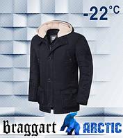 Braggart 17m203L | Зимняя парка черная