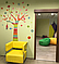 "Дитяча наклейка на стіну ""Дерево в смужку"", фото 7"
