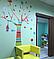 "Дитяча наклейка на стіну ""Дерево в смужку"", фото 8"