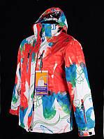 Женский горнолыжный (лыжный) костюм Snow headquarter c Omni-Heat