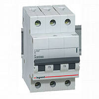 Автоматический выключатель RX3 3р 25А, С, Legrand