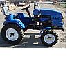 Міні-трактор, Трактор DW 160LXL 16 л. с., з блокуванням дифферинциала (безкоштовна доставка), фото 2