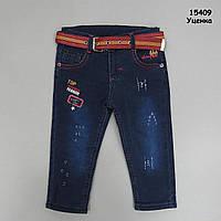 Теплые джинсы для мальчика. 1, 3 года