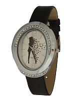 Часы женские дизайнерские Cилует