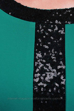 Платье больших размеров 54-60 SV Амира, фото 2