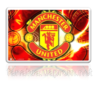 Магнит ФК Манчестер Юнайтед