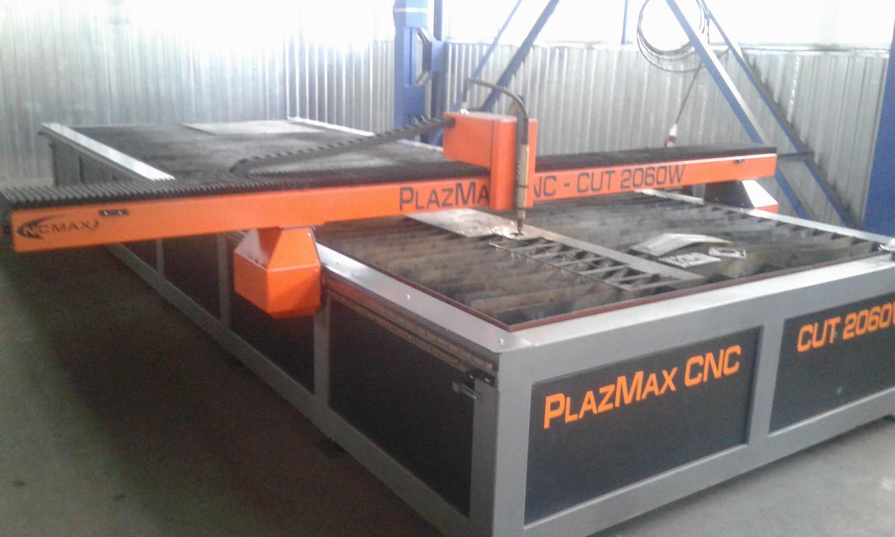 Станок плазменной резки с ЧПУ PlazMax 2060