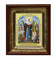 Всех скорбящих радость икона Богородицы